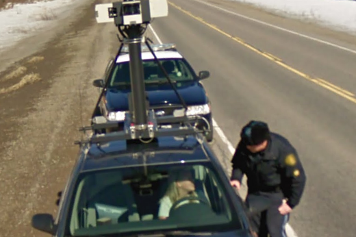 Streetview Police
